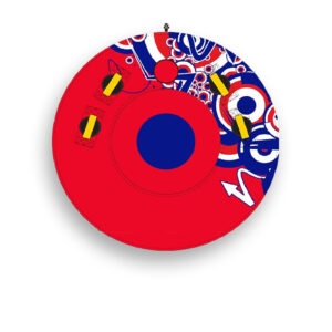 Round Tube – (Full Cover Nylon)