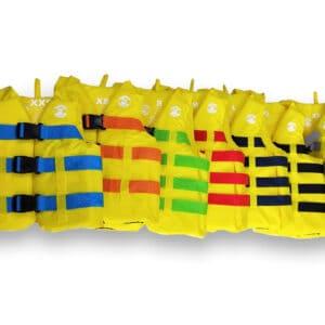 Prsluci Watersports – žuti – cordura 840D